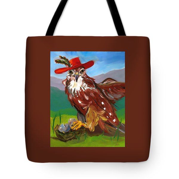 The Merlin Tote Bag
