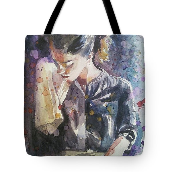 The Messy Chef Tote Bag