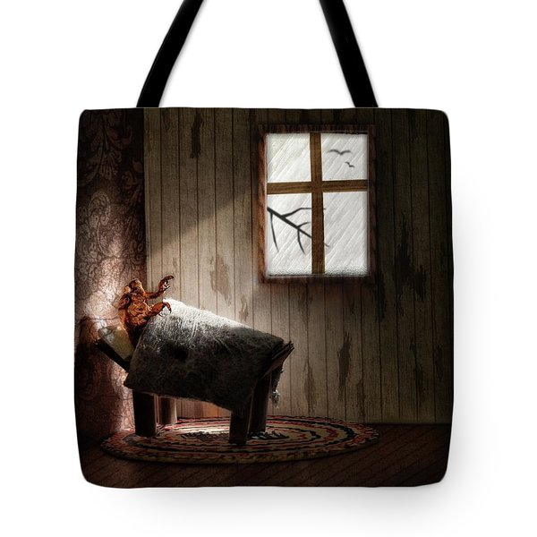 Tote Bag featuring the photograph The Metamorphosis Redux by Mark Fuller