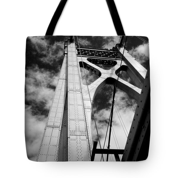 The Mid-hudson Bridge Tote Bag