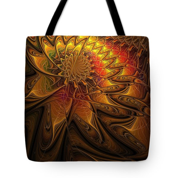 The Midas Touch Tote Bag