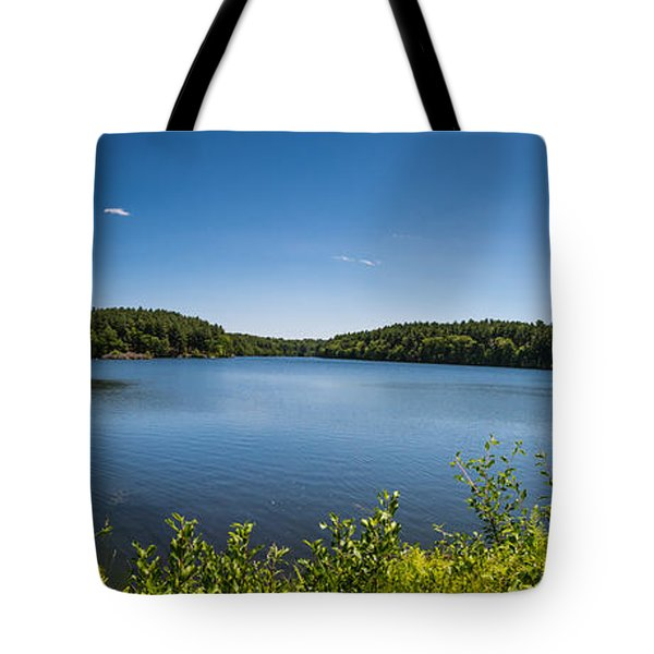 The Middle Of The Afternoon Tote Bag