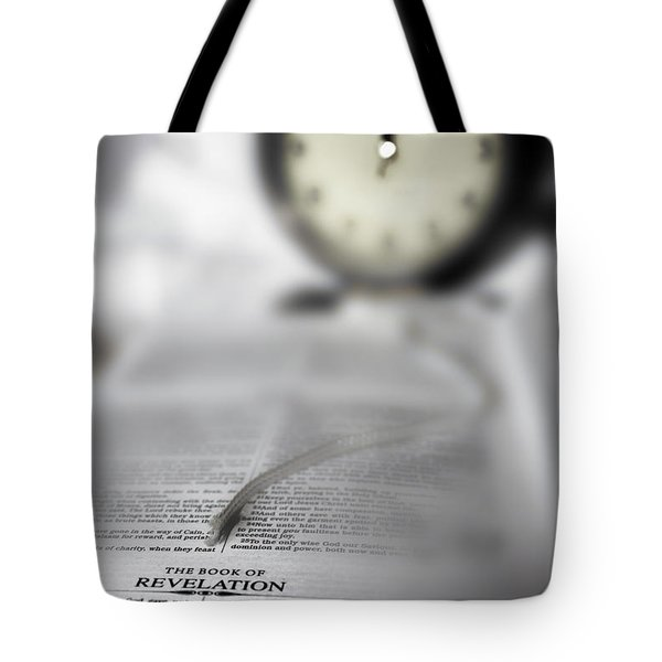 The Midnight Cry Tote Bag