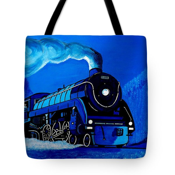 The Midnight Express Tote Bag
