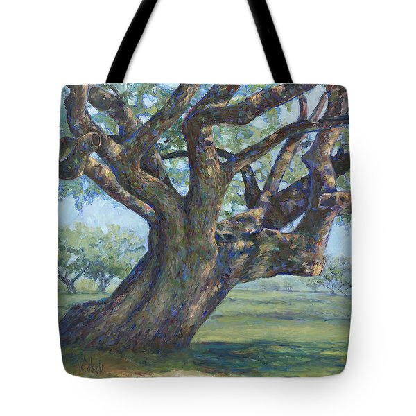 The Mighty Oak Tote Bag