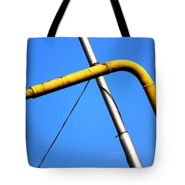 The Mile High Meetup  Tote Bag by Prakash Ghai