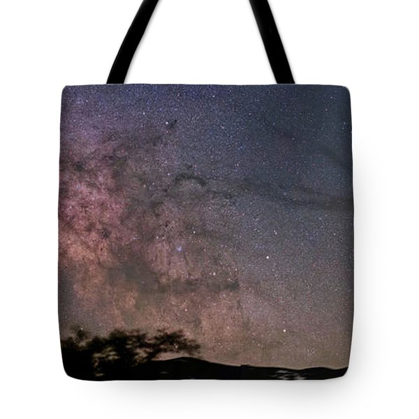 The Milky Way Core Tote Bag