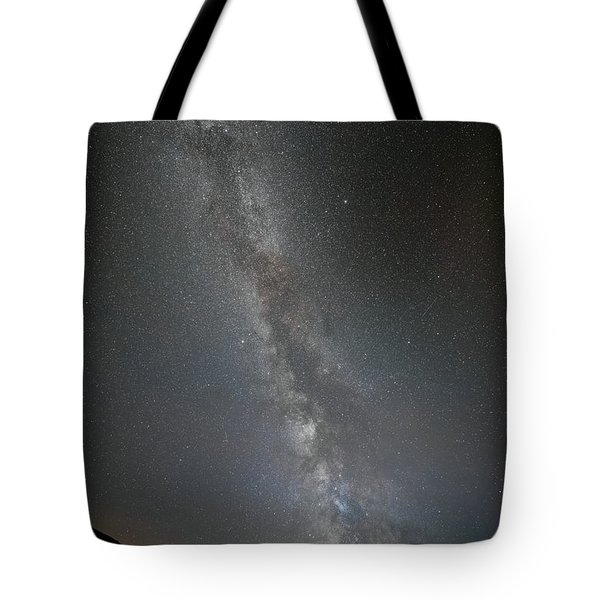 The Milky Way - Our Home In Space. Tote Bag