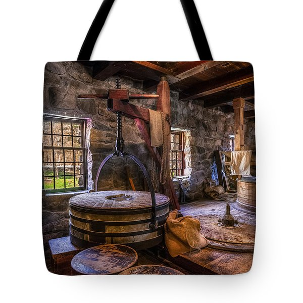 The Milling Room Tote Bag