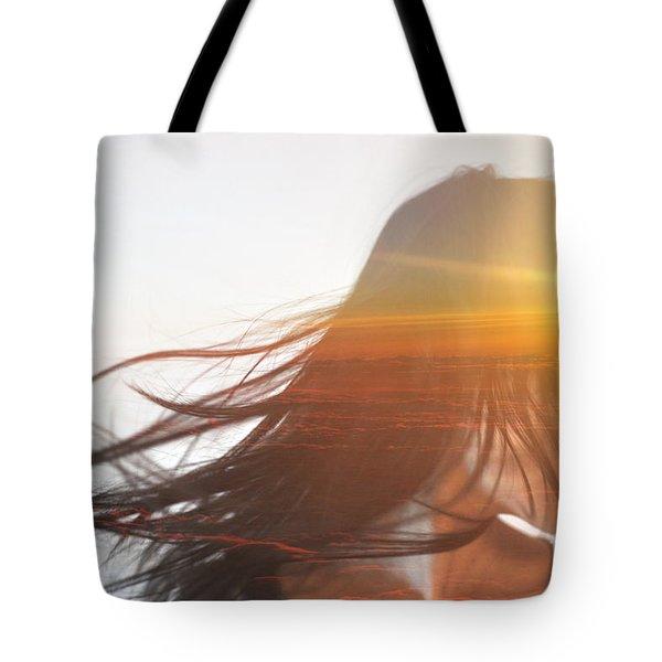 The Mind's Eye Tote Bag