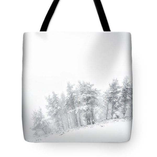 The Minimal Forest Tote Bag