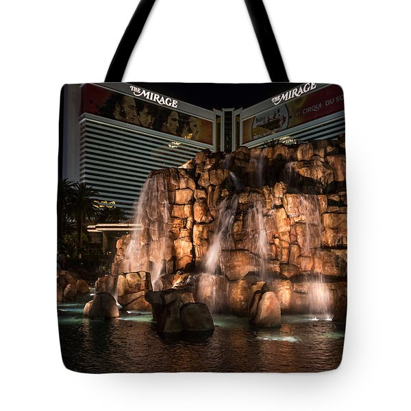 Tote Bag featuring the photograph The Mirage by Ryan Photography