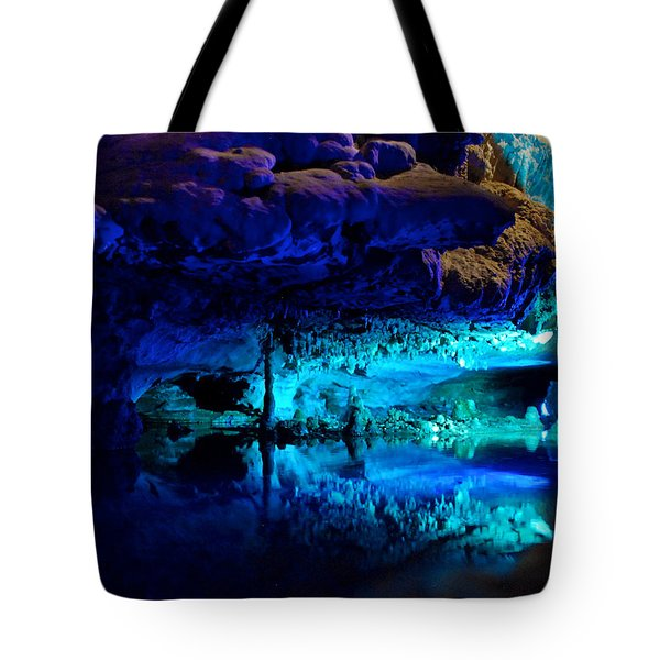 The Mirror Pool Tote Bag