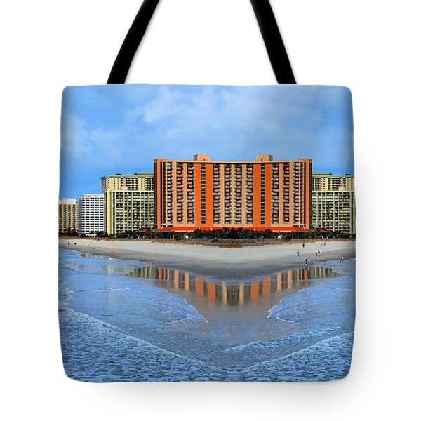 The Mirrors Of Your Mind Tote Bag