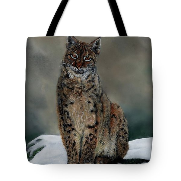 The Missing Lynx Tote Bag