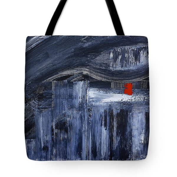 The Missing Piece Tote Bag