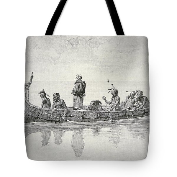 The Missionary Tote Bag
