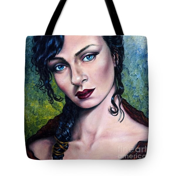 The Mistress Tote Bag