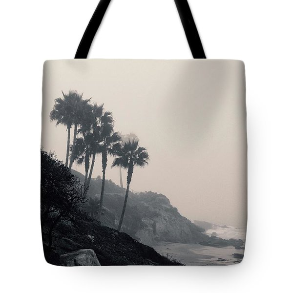 The Mists Of Laguna Beach Tote Bag