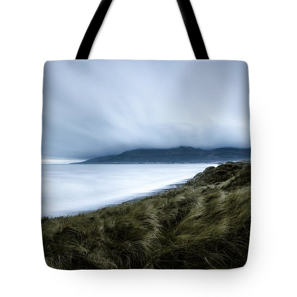 The Misty Mountains Of Mourne Tote Bag