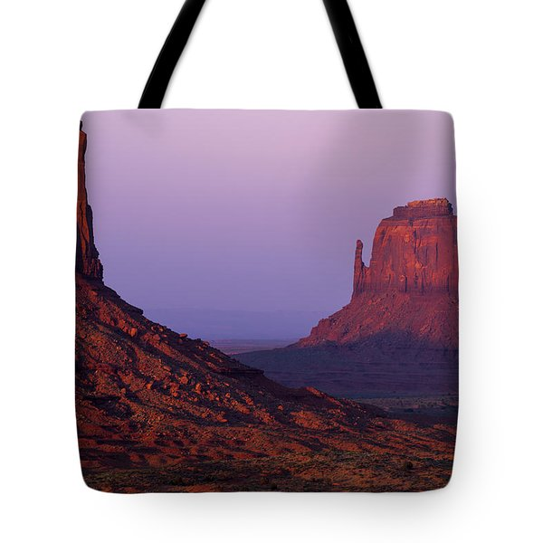 The Mittens Tote Bag