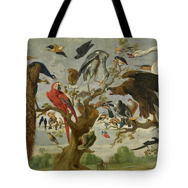The Mockery Of The Owl Tote Bag