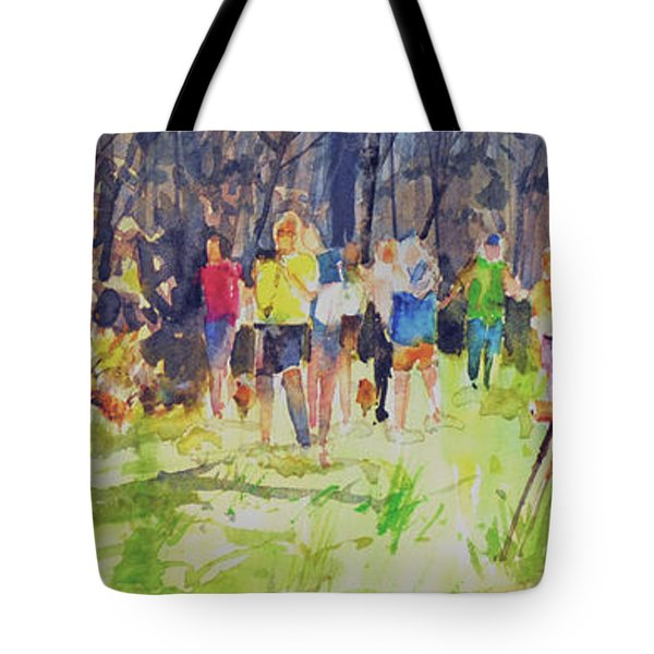 The Models  Tote Bag