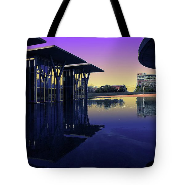The Modern, Fort Worth, Tx Tote Bag