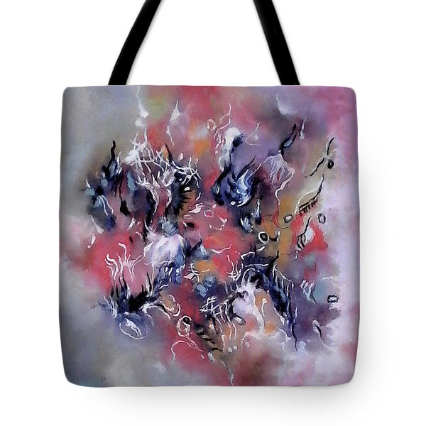 The Modular Intensity Tote Bag by Carmen Fine Art