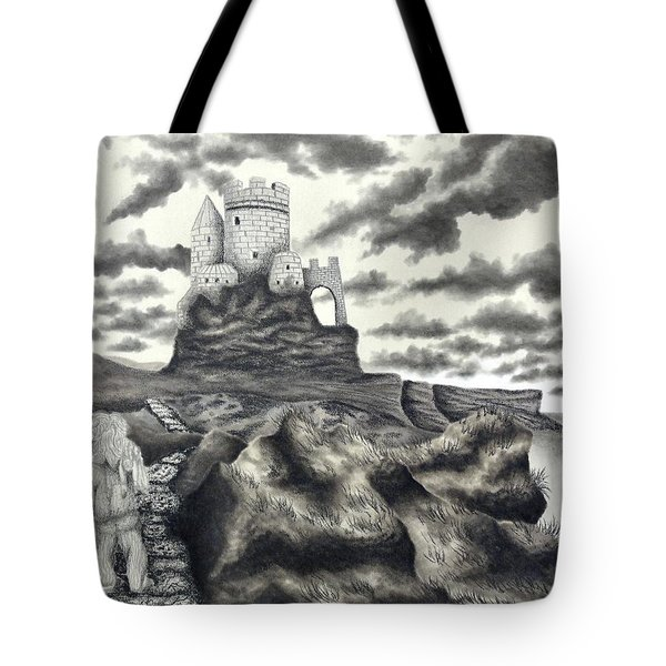 The Moher Giant Tote Bag