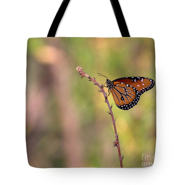 The Monarch Poses Tote Bag