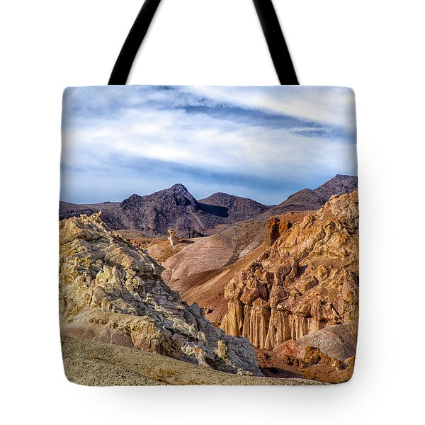 The Monte Cristos  Tote Bag by Janis Knight