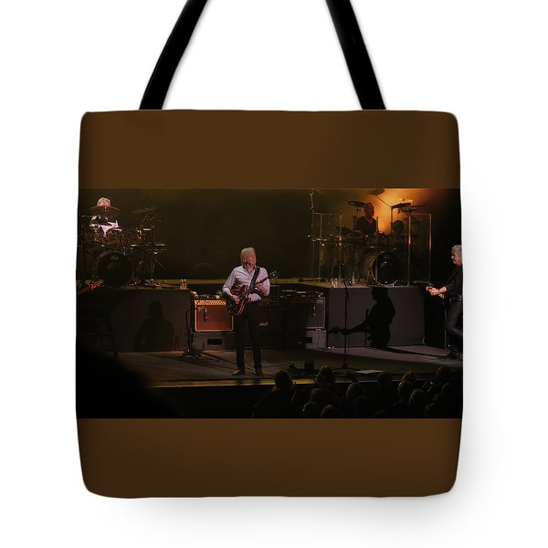 The Moody Blues Live In Atlantic City Tote Bag