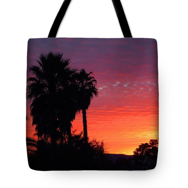 The Moody Views Tote Bag