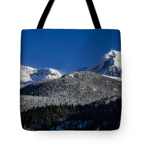 The Moon And The Wedge Tote Bag