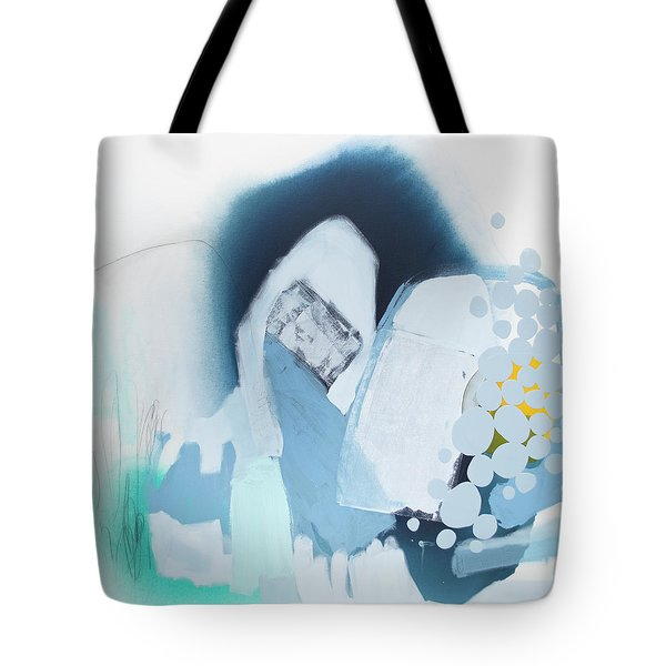 The Moon Is A Window Tote Bag