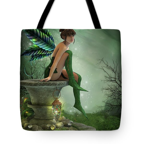 The Moonlight Fairy Tote Bag