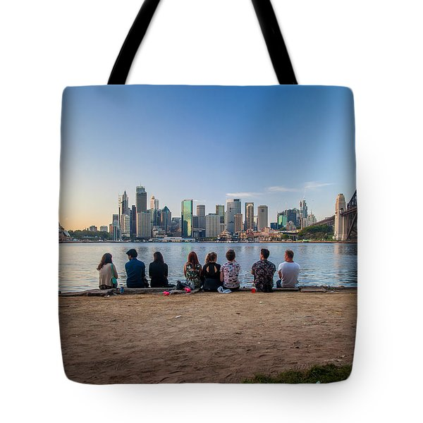 The Morning After Tote Bag by Az Jackson