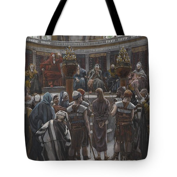 The Morning Judgement Tote Bag by Tissot
