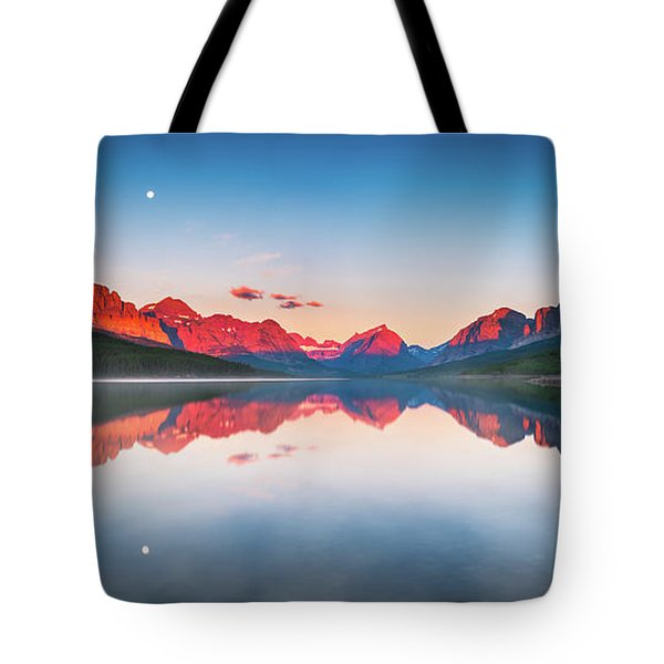 The Morning Tranquility Tote Bag
