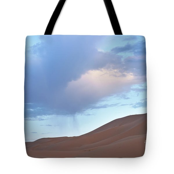 The Moroccan Dunes Tote Bag by Yuri Santin