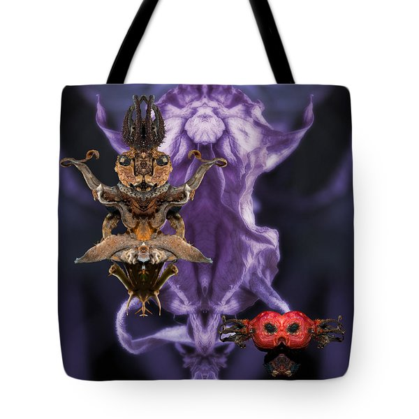 The Mother Tote Bag by WB Johnston