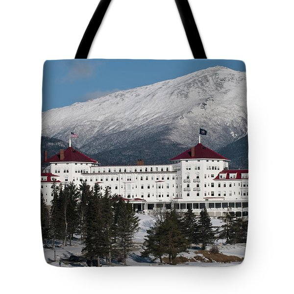 The Mount Washington Hotel Tote Bag