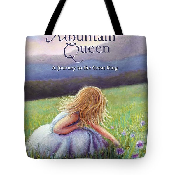 The Mountain Queen Book Cover Tote Bag