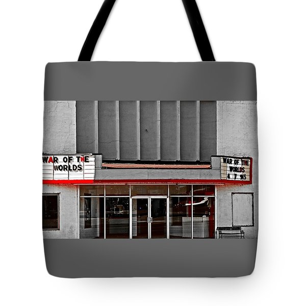 The Movie Theater Tote Bag