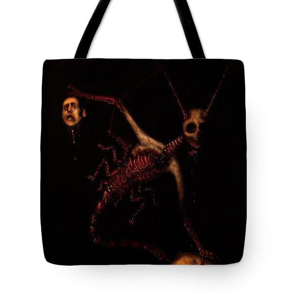 The Murder Bug - Artwork Tote Bag