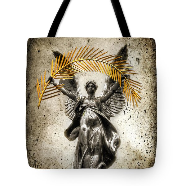 The Muse Tote Bag by Evelina Kremsdorf