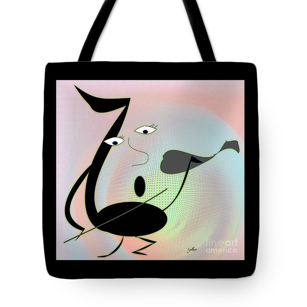 The Musician 2 Tote Bag