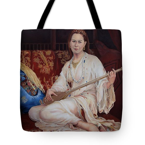 The Musician Tote Bag