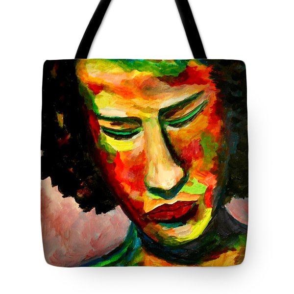 The Musician's Feelings Tote Bag